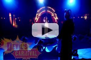STAGE TUBE: Sneak Peek at THE DEVIL'S CARNIVAL