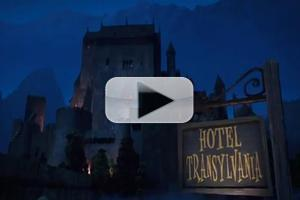 STAGE TUBE: First Look - Trailer for HOTEL TRANSYLVANIA 3D