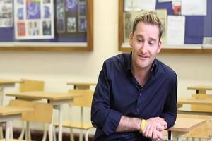 Photo Flash: Paul Byrom Releases Album; Plays B.B. Kings 11/18