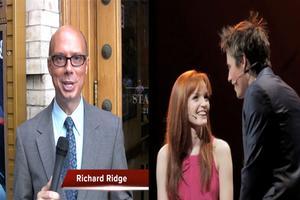 BWW TV: BACKSTAGE WITH RICHARD RIDGE: Talking With SPIDER-MAN's Lovebirds Reeve Carney & Jennifer Damiano