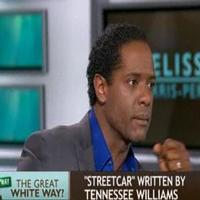 STAGE TUBE: Blair Underwood Talks STREETCAR with Melissa Harris-Perry