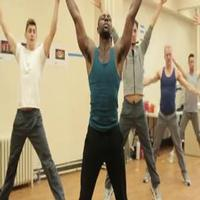 STAGE TUBE: THE NUTTY PROFESSOR in Rehearsal!