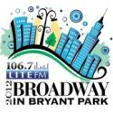 JERSEY BOYS, VOCA PEOPLE and More Set for Broadway in Bryant Park Today, 7/26
