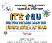 BROADWAY SINGS FOR PRIDE Teams Up with TA-DA! Youth Theater for IT'S UP TO YOU Anti-Bullying Forum, 5/6