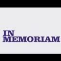 STAGE TUBE: 2012 Tony Awards: In Memoriam