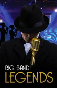 Huron Country Playhouse Presents BIG BAND LEGENDS, Now thru 7/14