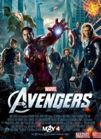 Marvel's THE AVENGERS Breaks Box Office Records Overseas