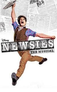 Disney Scoops 17 Tony Nominations for NEWSIES and PETER AND THE STARCATCHER