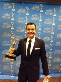 William Schermerhorn Wins 2nd Daytime Emmy for '(Won't You) Join Our Parade'