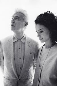 David Byrne and St. Vincent Play Costa Mesa's Segerstrom Center for the Arts, 10/12