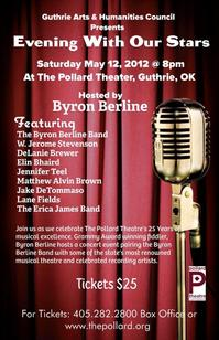 Guthrie Presents AN EVENING WITH OUR STARS Benefit Concert at The Pollard Theatre, 5/12