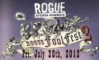 Celebrate April Fools' Day in July with Rogue Artists Ensemble ROGUE FOOL FEST 2 @ Depict Inc Warehouse, 7/20