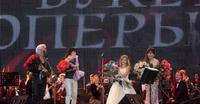 Jackie Evancho Performs At St. Petersburg International Economic Forum, 6/20