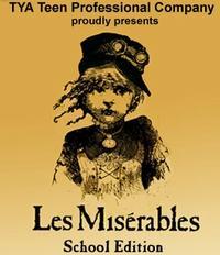 Teaching Young Actors Extends LES MISERABLES, 6/28-29