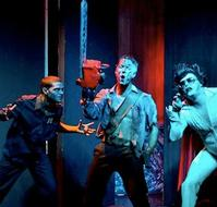 Sirc Michaels Productions Presents EVIL DEAD THE MUSICAL at Planet Hollywood