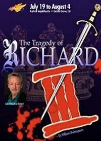 Shakespeare Orange County to Present RICHARD III, 7/19-8/4
