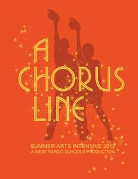Summer Arts Intensive Presents A CHORUS LINE, 8/2-5