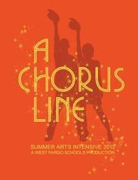 Summer Arts Intensive Presents A CHORUS LINE, 8/2-5
