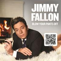 Jimmy Fallon Releases BLOW YOUR PANTS OFF Album Today, 6/12