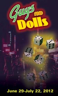 Runway Theatre to Present GUYS AND DOLLS, 6/29 - 7/22