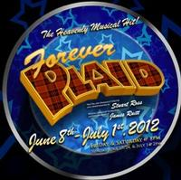 Second Story Repertory Presents FOREVER PLAID Thru 7/1