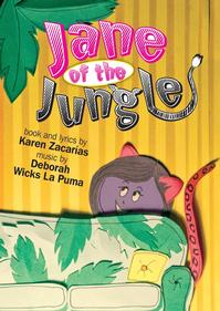 South Coast Rep's JANE OF THE JUNGLE Premieres May 25