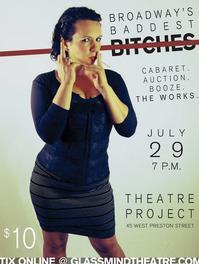 Glass Mind's Summer Cabaret Set for 7/29