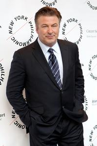 Alec Baldwin Gives $1 Million To The New York Philharmonic