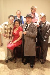 BWW Review: Coast Anabelle in Burbank Hosts Exciting Murder Mystery Dinner Theatre Experience