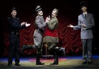 'Hendaya. Cuando Adolfo encontró a Paco' en el Nuevo Teatro Alcalá de Madrid