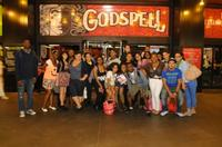 Impact Broadway Takes 200 High School Students to GODSPELL