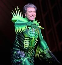 SPIDER-MAN's Patrick Page Plays Final Performance as Green Goblin Today, Aug 5