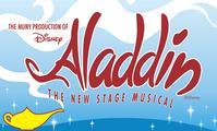 Robin De Jesus, John Tartaglia, et al. Star in Muny's ALADDIN, Opening Tonight!