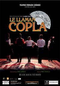 'Le llaman copla' se presenta en Madrid