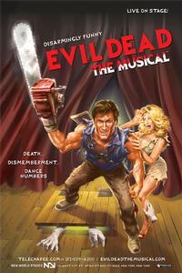 Llega a España Evil Dead, el Musical