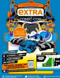 Kevin Smith, The Bacon Brothers and More to Headline Warner Bros' EXTRA AT COMIC-CON Stage, 7/12-14