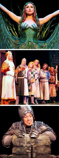 BWW Reviews: MTW Serves Up Hilarious Regional Production of SPAMALOT