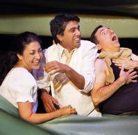 Casa 0101 Theater Presents LORCA IN A GREEN DRESS, Now thru 7/26