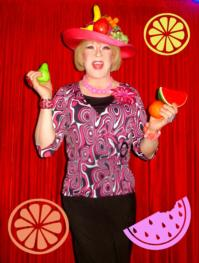 10th Annual Fresh Fruit Festival Presents FRUITS GONE WILD Tonight, 7/21