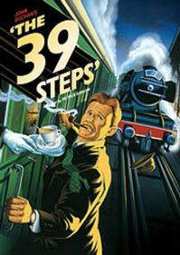 Paul Bigley Joins THE 39 STEPS