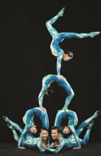Cirque du Soleil Present DRALION at BankAtlantic Center, Now thru 7/29
