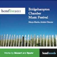 Bridgehampton Chamber Music Festival Issues Second Recording