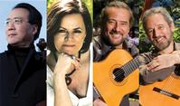 Yo-Yo Ma & Kathryn Stott with The Assad Brothers Perform Latin American Music, 4/22