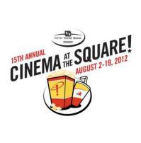 15th Annual Cinema at the Square Set for 8/2-19