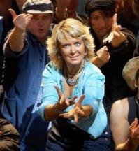Helen Hobson Returns to MAMMA MIA!, September 24