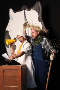 BWW Reviews: CLICK CLACK MOO-COWS THAT TYPE Dances Onto the Stage at Nashville Children's Theatre