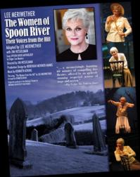 Lee Meriwether and Theatre Island Bring THE WOMEN OF SPOON RIVER to FringeNYC, 8/10-17