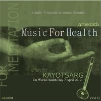 MUSIC FOR HEALTH Album Released by Guitarmonk