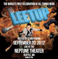 Seattle Theatre Group Presents LeetUP at Neptune Theater, 9/20