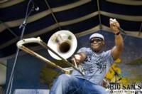 Big Sam's Funky Nation and More Set for Highline Ballroom, 7/30-8/13